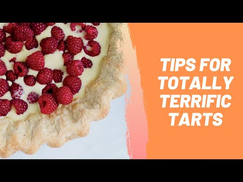 Tips for Totally Terrific Tarts