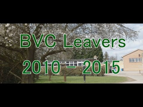 Bottisham VC Leavers Video 2015