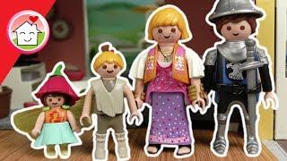 Playmobil Familie Hauser - 4 STYLES - Geschichten für Kinder - Playmobil film deutsch