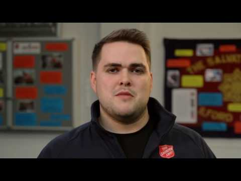 What is it like to be a Salvation Army Officer?