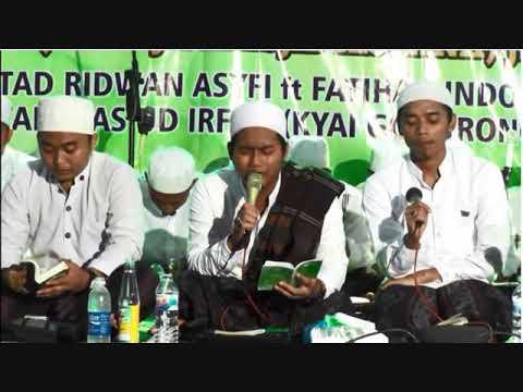 Ilahi Nas'aluk - Ridwan Asyfi ft. Fatihah Indonesia (Jenu Bersholawat, Maulid Nabi 1439 H)