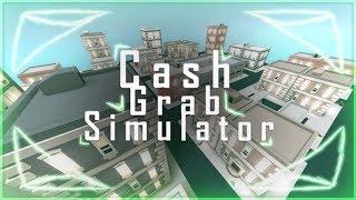 ROBLOX KARAKTERLERİNİ SOYDUK   Roblox Türkçe Cash Grab Simulator