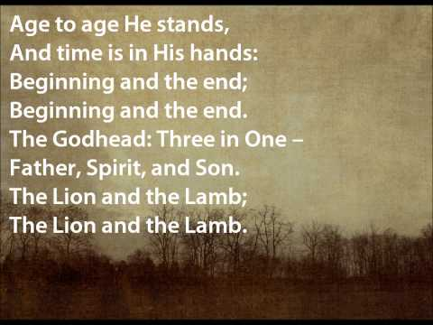 How Great Is Our God {with lyrics} - //Chris Tomlin, Jesse Reeves, Ed Cash\\