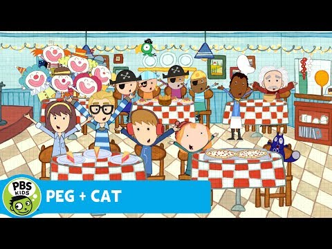PEG + CAT | Infinite Love Song | PBS KIDS