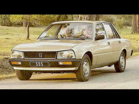 Peugeot 505 1979 - 1997 Video