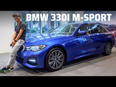 Trên tay BMW 330i 2019 G20 M-Sport