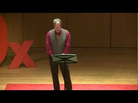Ambivalent modernity: Lawrence Vogel at TEDxConnecticutCollege