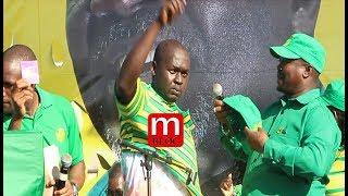 Msanii bongo fleva Ajiunga CCM