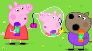 Peppa Pig Official Channel | Wendy Wolf's Birthday Party