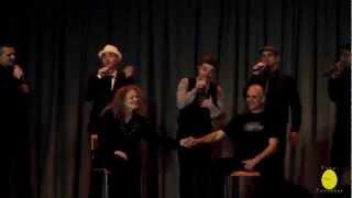 Alti & Bassi - Però mi vuole bene (Quartetto Cetra) Live [HD]