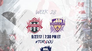Toronto FC USL vs Louisville City FC full match