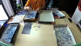 Part 1 Puzzle 13200 New York Clementoni