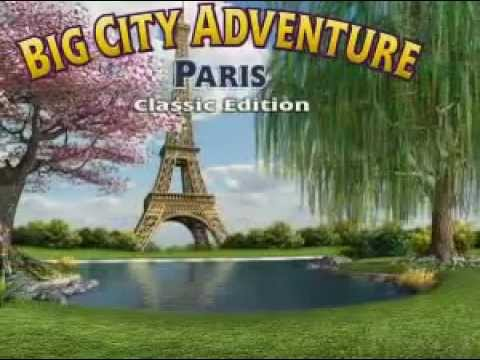 Big City Adventure: Paris Gameplay & Free Download