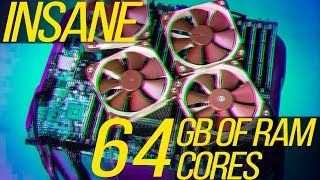 Download $650 64-Core Quad Socket Gaming Workstation! Mp3 and Videos