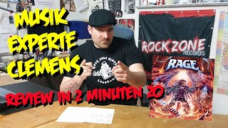 Rage - Resurrection Day (Review in 2Minuten20)
