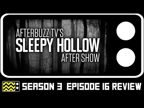 Sleepy Hollow Season 3 Episode 16 Review & After Show | AfterBuzz TV