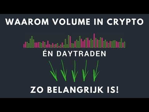 what is volume in cryptocurrency
