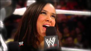 A look back at Dolph Ziggler and AJ Lee's New Years Eve celebration: Raw, December 31, 2012