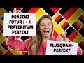Easily understand the German Tenses! - Die deutschen Zeitformen!