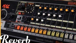Video Roland TR-08 Rhythm Composer | Reverb Demo Video download MP3, 3GP, MP4, WEBM, AVI, FLV Oktober 2018