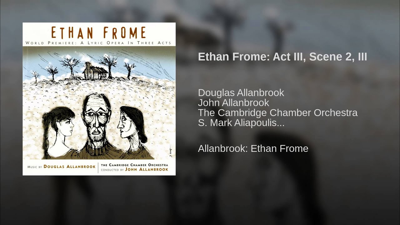 ethan frome 2 Part of 2 of ethan frome passionate love and tormenting fate consume unbound hearts in this melodramatic adaptation of edith wharton's classic novel, ethan frome.
