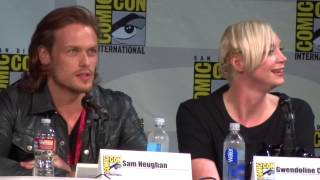 SDCC 2014 TV Guide Fan Favorites Panel Part I