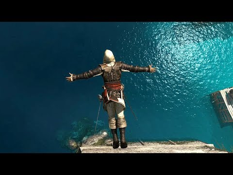 Assassin's Creed 4 Black Flag Master Kenway Combat & Stealth Maxed Settings