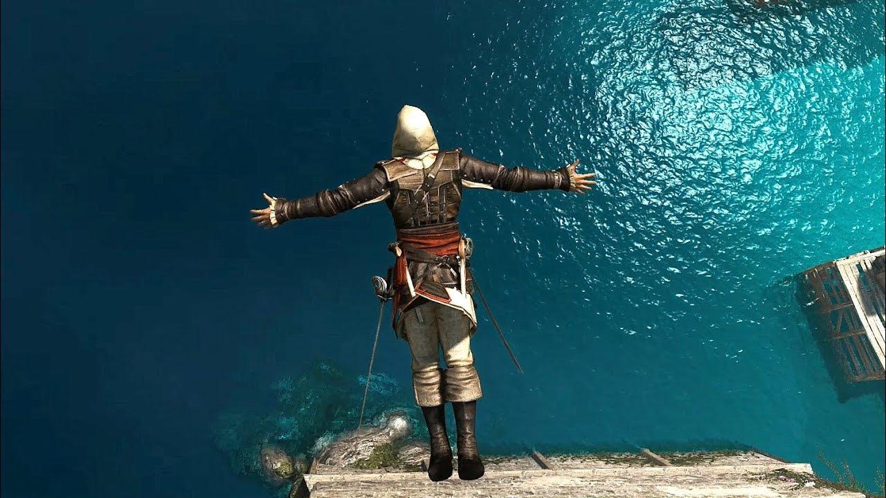 Assassin's Creed 4 Black Flag Master Kenway Combat & Stealth Maxed Settings thumbnail