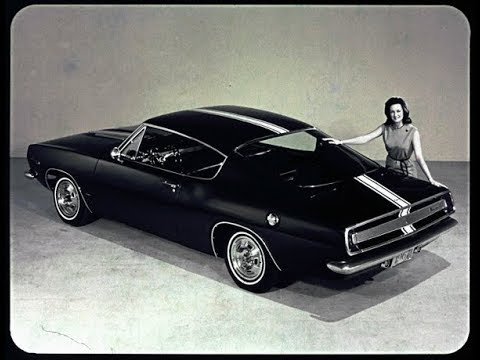1967 Plymouth Barracuda vs Ford Mustang Dealer Promo Film