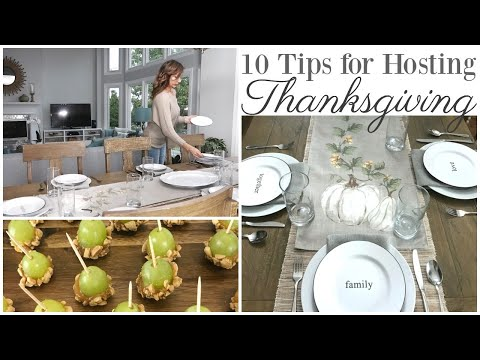 10-helpful-tips-for-hosting-thanksgiving-🦃-|-cleaning-tips,-simple-appetizers-&-thanksgiving-decor