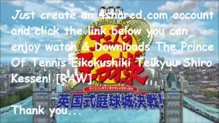 prince of tennis movie 2011 download