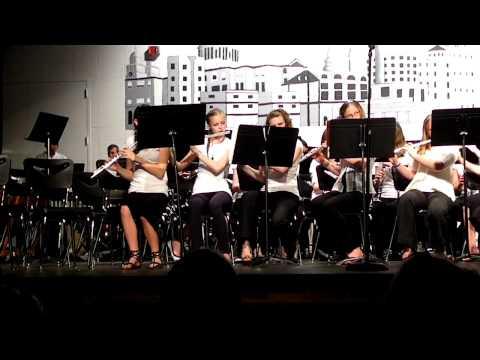Jamaica Jack - Seymour Middle School Band