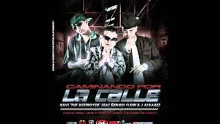 Download Caminando por la calle j alvarez ft xavi & ñengo flow 2011 Nueva!! MP3 song and Music Video
