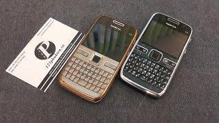 123PhuKien.vn - Review Điện Thoại Cổ Nokia E72 Chính Hãng