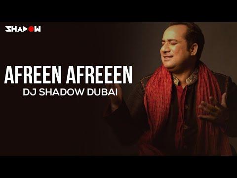 Afreen Afreen | Rahat Fateh Ali Khan & Momina Mustehsan | DJ Shadow Dubai Remix
