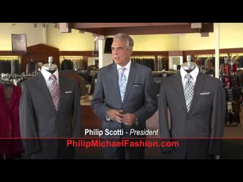 Philip Michael Fashion For Men Challenge Dare To Compare Suit Prices