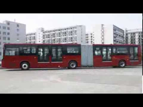 Bogota Could Be Home to the World's First, Long-Range, Zero-Emissions, Articulated Bus