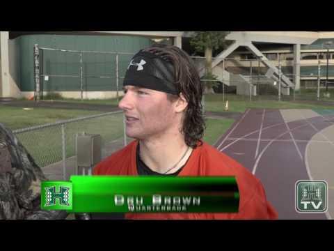 Hawaii Bowl Presentation & Bowl Day 1 Interviews