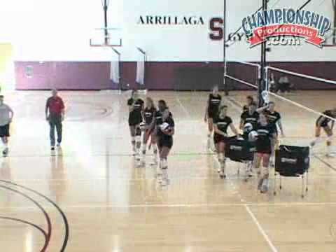 Serving Drills With John Dunning