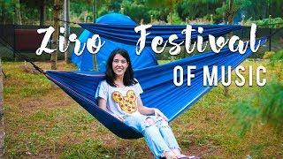 Ziro Vlog Part 1 | Visiting Arunachal Pradesh | Ziro Festival Of Music | Camping in Northeast India