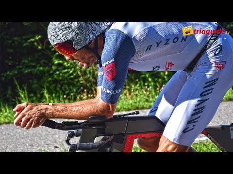 Jan Frodeno wins IRONMAN Austria