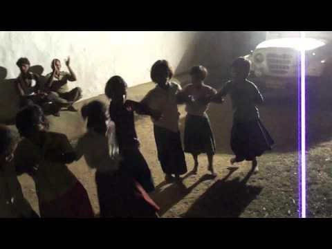 ChotaNagpur Dance from village girls in Ranchi