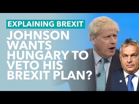 Does Johnson Want Hungary to Block an Extension - Brexit Explained