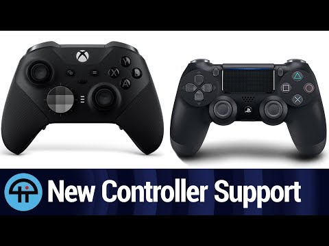 PS4 & Xbox Controller Support Coming to iPad - Gaming Gods
