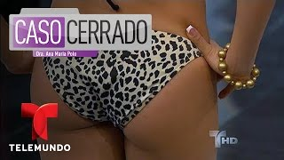 Repeat youtube video Caso Cerrado   Miss Tanga USA   Telemundo