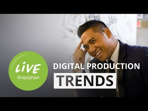 Digital production trends with PJ Lee