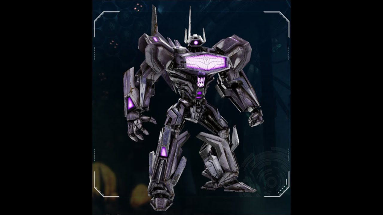 Fall Of Cybertron Wallpaper Hd F O C Deluxe Class Shockwave Review Youtube