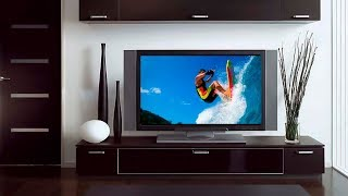 💗 Best 100+ Modern TV Cabinet Design for Living Room/Bedroom on wall 2018 | TV Cabinet Designs