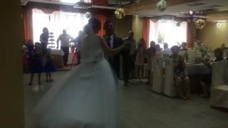 Танец жениха и невесты. Переяслав-Хмельницкий.
