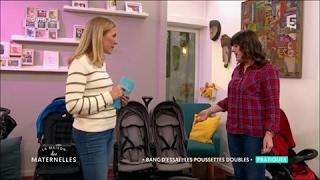 Comment bien choisir sa poussette double ? La Maison des Maternelles